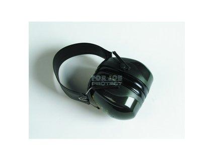 Military skládací sluchátka, 98 dB uni