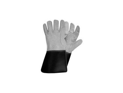 Pracovní rukavice MARTIN svářečské lícovka 10