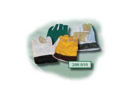 Kombinované zesílená dlaň a prsty 3x