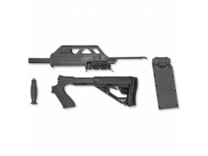 Konverzní sada Adaptive Tactical, pro brokovnice Mossberg 12GA, na zásobník, černá