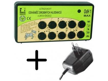 OdH1Max s adapterem