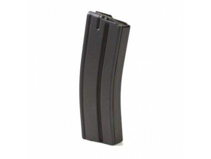 Zásobník ASC, pro pušky typu MSR-15, 5,45x39mm, 30 ran, černý nerez