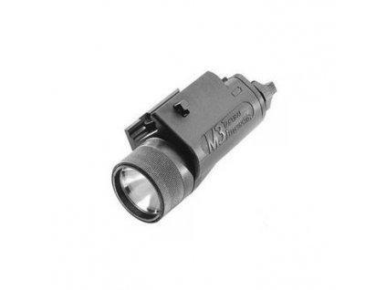 Svítilna Insight, M3, taktická pro krátké zbraně, upnutí na rail