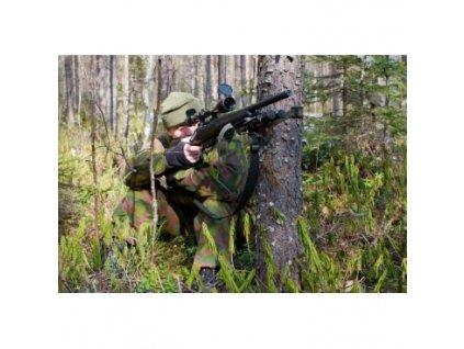 Multifunkční popruh 3HGR, pro zbraně, lze použít i jako opěru a fixaci, barva zelená