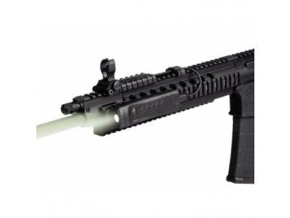 Svítilna LaserMax, MANTA-RAY, s LED, pro dlouhé zbraně s dobíjením