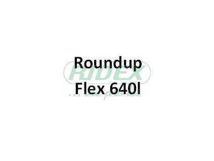 Roundup Flex 640 l