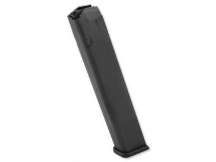 Zásobník ProMag, pro pistole Glock, 9mm, 32ran, černý