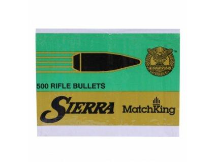 "Střela Sierra, Match King, .308""/ 7,62mm, 155GR, HPBT Palma Match, balení 500ks"
