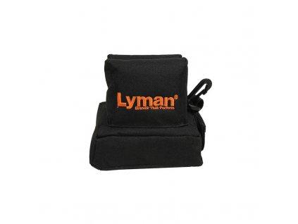 Střelecký bag Lyman, Crosshair, pro nastřelování zbraní, zadní