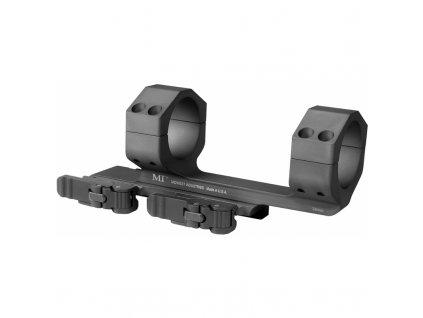 """Montáž Midwest Ind., rychloupínací, pro pušky typu MSR, 34mm, s offset 1,5"""", černá"""