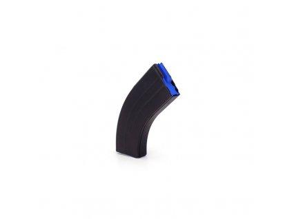 Zásobník CProducts Defense, pro MSR-15, Ráže: 6,5mm Grendel, 28ran, nerez, černý