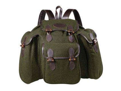 Lovecký batoh Parforce, Luxury, rozměr 55x60cm, tři prostorné kapsy, materiál Loden