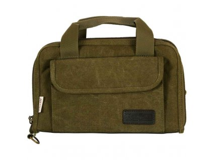 Taška na krátkou zbraň Allen, Heritage,rozm.: 30x20x6cm, materiál: 100% bavlna, barva oliv