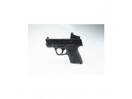 Montáž Shield Sights, SMS/RMS, na pistole Smith a Wesson Shield, nízko profilová
