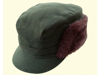 Dyftýnová zimní nork, umělá kožešina*
