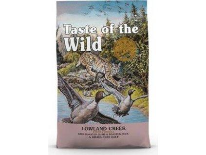 Taste of the Wild kočka Lowland Creek 6,6kg