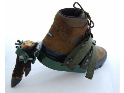 Stopařské boty - pro výcvik psů