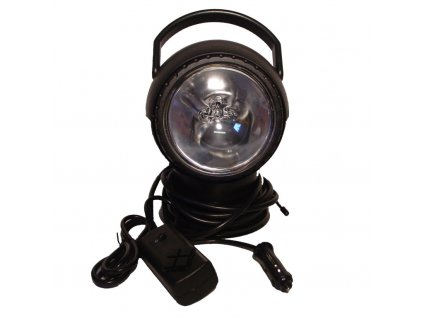 Elektricky nastavitelný halogenový reflektor 100W/12V