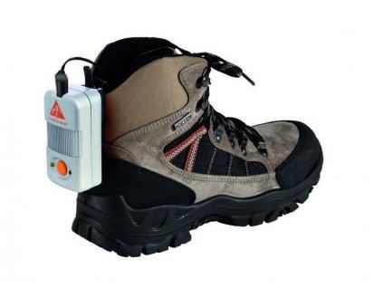 Vyhřívané vložky do obuvi Alpenheat LITHIUM - custom