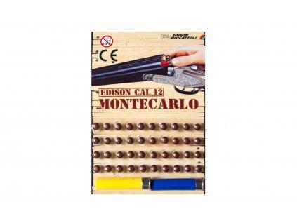 Náhradní balení nábojů Montecarlo