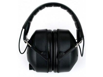 Elektronická střelecká sluchátka