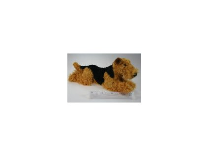 Plyš Welshterrier