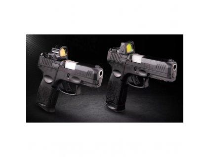 """Pistole sam. Taurus, Mod: G3c T.O.R.O., Ráže: 9mm Luger, hl: 3,25"""", stav. mířidla, černá"""