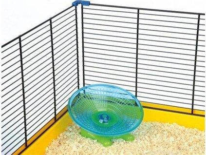 Kolotoč - létající talíř pro myši a křečky 17 cm TR