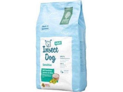 Green Petfood InsectDog sensitive 10kg