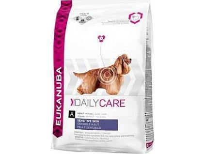 Eukanuba DC Dog Sensitive Skin Dry 12 kg