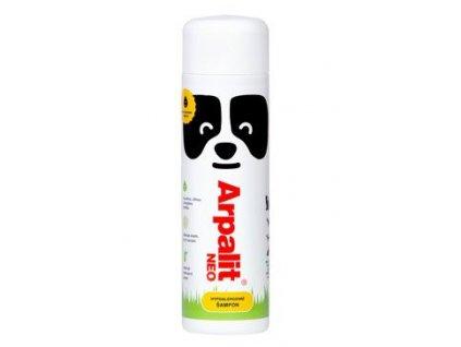Arpalit Neo šampon hypoalergenní - suchá a citlivá pokožka 250 ml