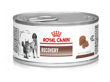 Veterinary Diet Recovery Feline/Canine Can-0.195Kg