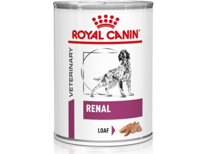 Veterinary Diet Dog Renal Can-0.41Kg