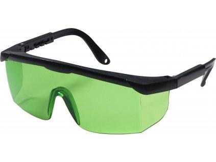 Laserové brýle zelené Hultafors