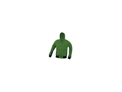 Mikina s kapucí Stanmore zel