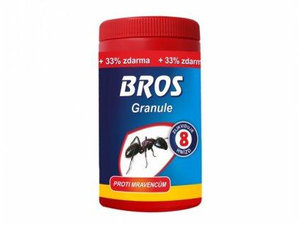 Rodenticid BROS granule na mravence 60g+33%