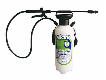 Postřikovač SOLARE tlakový ramenní 5l