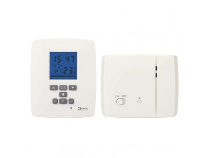 Pokojový bezdrátový termostat EMOS T15RF