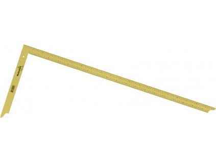 Úhelník tesařský ocelový stupnice 100cm TMV 100 Hultafors