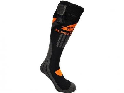Alpenheat Fire Socks vyhřívané ponožky bavlněné