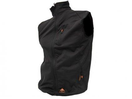 Vyhřívaná vesta Alpenheat softshell  XS