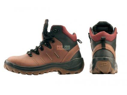 Bezpečnostní obuv trekingové stylu MONVISO S3 48