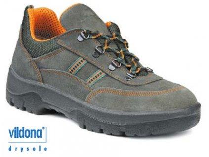 Trekingová obuv WINTOPER SAHARA, kožená, s Cordurou 47