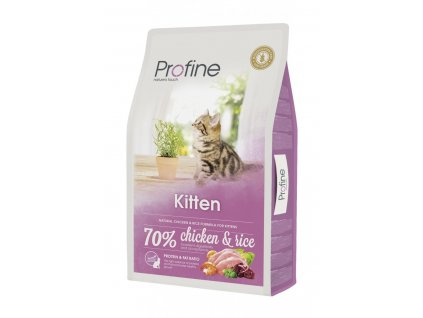 NEW Profine Cat Kitten 10kg
