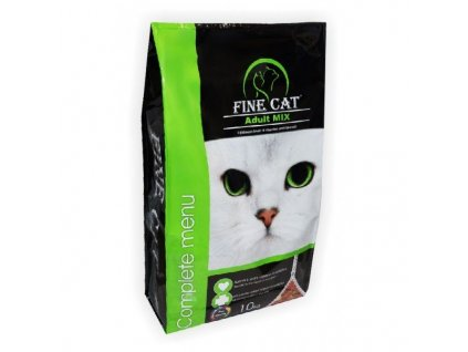 4767 fine cat adult mix 10 kg