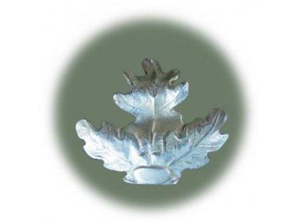 KRYTÍ ZBRANÍ LITINOVÉ stříbrné