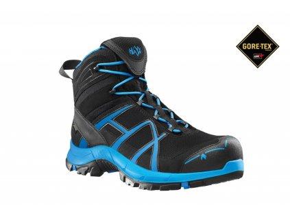 Pracovní obuv Black Eagle HAIX Safety 40 MID black/blue
