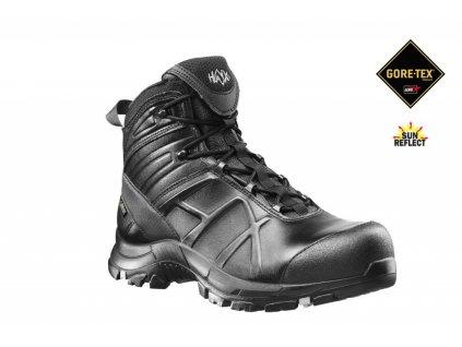 Pracovní obuv Black Eagle HAIX Safety 50 MID black