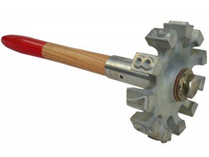 Číslovačka, jednookruhová dimenzírka 18mm