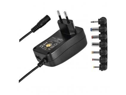 Univerzální pulzní napájecí zdroj 2250mA s hřebínkem, USB